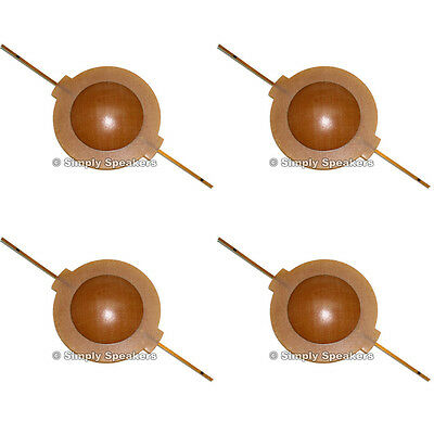 Diaphragm for Electro-Voice EV 8247574 8241085 8240047 8247586 Horn 4 Pack