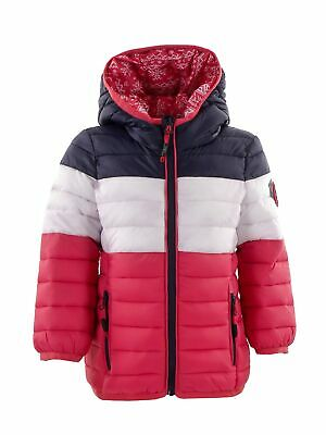 CMP Funktionsjacke Adventurejacke CHILD JACKET FIX HOOD rot leicht