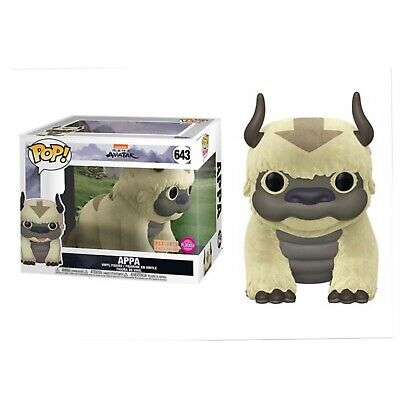 "Funko Pop! Appa 6"" *BoxLunch Exclusive* Avatar The Last Airbender In Hand"