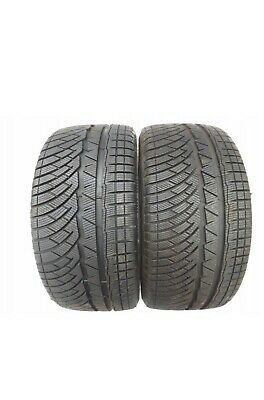 2x 255/35/19  Michelin 8mm