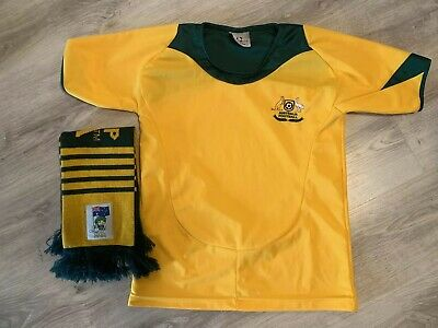 Australian Socceroos Jersey And Scarf
