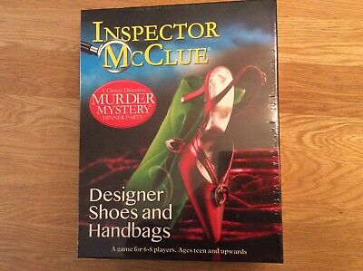 Murder Mystery Dinner Party - for 6-8 people