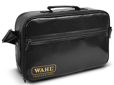 Wahl Barber/Hairdresser Retro Carry Bag Travel Tool Box Storage Case