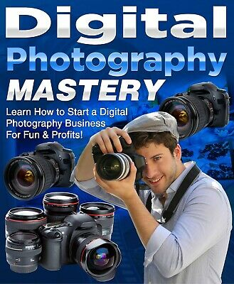 Digital Photography Methods E-Book + PDF + e-books Free Shipping - Resell Rights