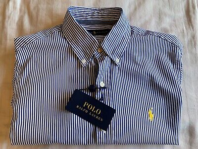 Mens Ralph Lauren Short sleeve Shirt Size UK Small New With Tags