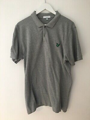 **Men/'s Lyle and Scott Short Sleeve Polo Shirt S M XL Brand New tags Black White