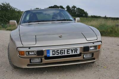 Porsche 944 Lux Coupe. Full MOT 79k miles Full service history 3 former keepers