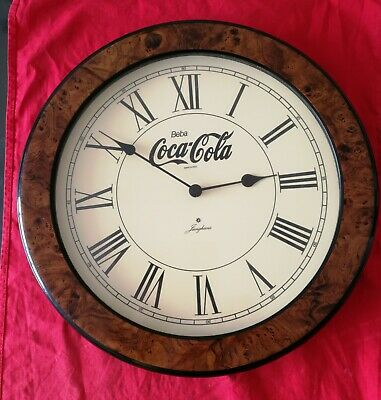 Reloj de pared Coca-Cola