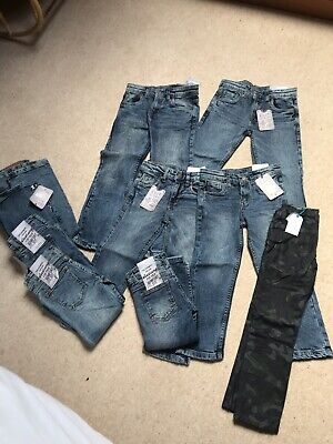 Wholesale Job Lot Of Boys Jeans - Knot So Bad And Absorba