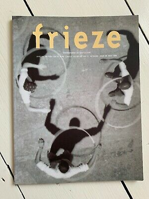 Vintage Frieze Magazine Issue 28 May 1996 Steve McQueen