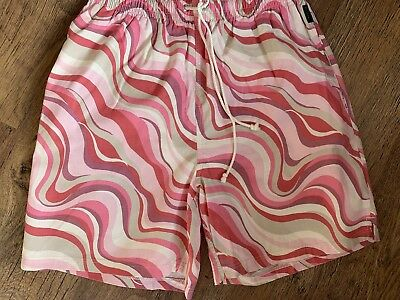 Mens Swim Shorts By Boden Size M Very Good Condition