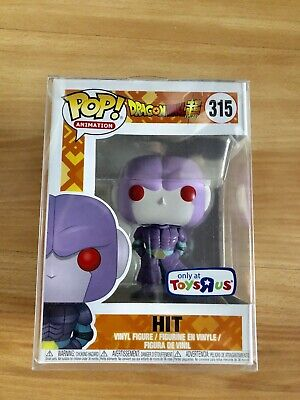 FUNKO POP DRAGON BALL Z #315 HIT TOYS R US EXCLUSIVE Ships In Protector!
