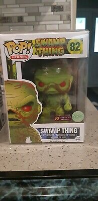 Funko Pop! DC Heroes Swamp Thing #82 Scented PX Previews Exclusive Vinyl Figure