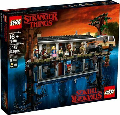 LEGO - Stranger Things The Upside Down 75810 - Netflix Stranger Things - SeeDesc