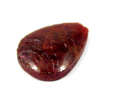 9 Cts. 100% Natural Ring Size Ruby Loose Cabochon Gemstone RRM19035