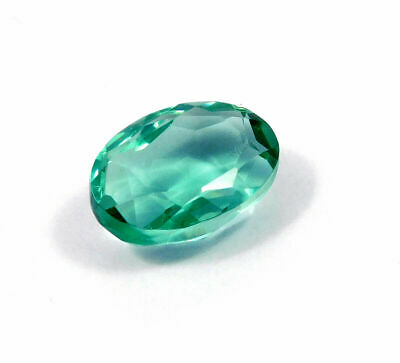 Treated Faceted  Apatite Gemstone 33CT  23x16x10mm  RM18063