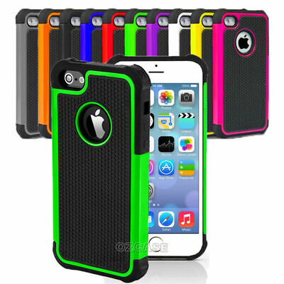 Heavy Duty Shockproof Case Cover for iPhone 5s/5c/6/6+/7/7+