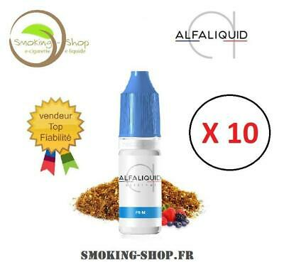 ALFALIQUID FR-M - lot 10 x 10 ml - 6 mg
