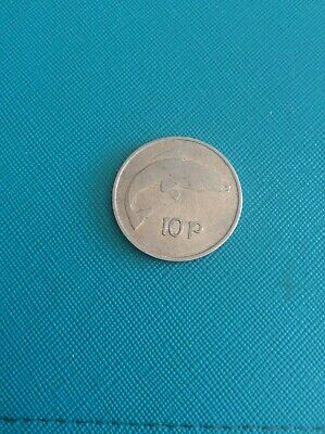 Republic of Ireland 1980 Cupro/Nickel Two Shilling Coin