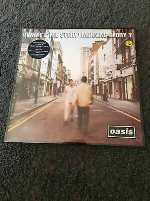 Oasis : (What's the Story) Morning Glory? Vinyl 12