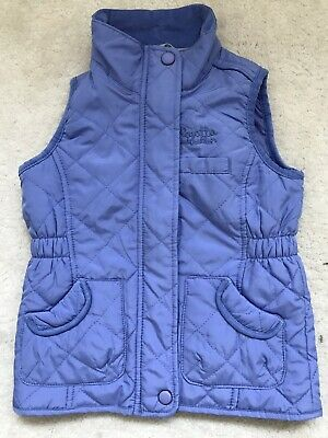 Girls Lilac Gillet Age 3-4 Years By Regatta