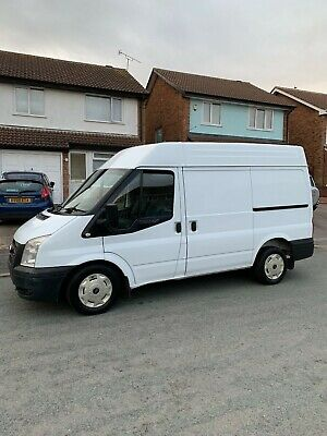 Ford Transit  MK7 2012 Euro 5 SWB Semi High Top MOTO X - CAMPER