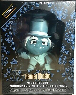 HITCHHIKER PHINEAS Haunted Mansion Funko Disney Mystery Mini Hot Topic GITD Excl