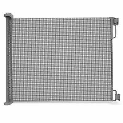 """Perma Child Safety Extra Tall and Extra Wide Outdoor Retractable Baby Gate, 41"""""""