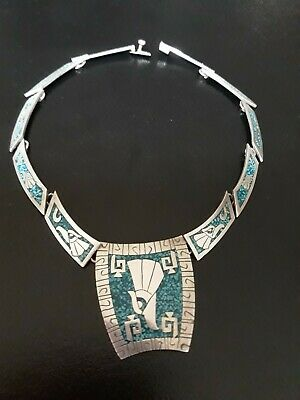 Mexican sterling silver jewellery