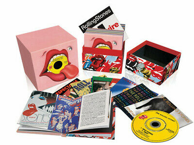 The Rolling Stones - Complete Singles [Box Set] [Remastered] [New CD] Boxed Set,