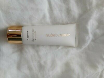 Nude By Nature Prime Airbrush Mineral Primer 50Ml Smooths Skin Makeup