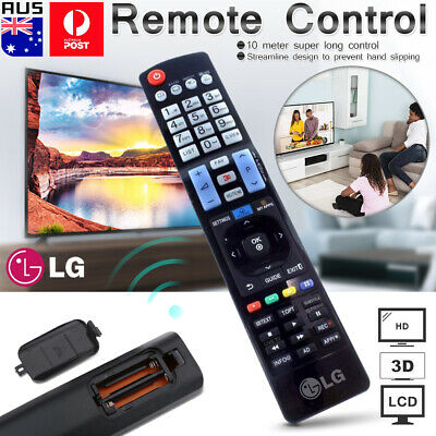 Genuine LG TV Remote Control AKB73615362 For  3D HDTV LED LCD TV AU SHIPPING