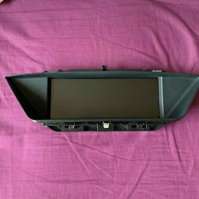 BMW E84 X1 screen monitor