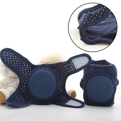 Breathable Baby Crawling Knee Pads Safety Anti-slip Walking Leg Elbow Protector
