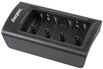 ACCU Recharge Universal NiMH Battery Charger - ENERGIZER E301335700