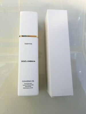D&G Authentic Dolce & Gabbana Cleansing Oil 150ml