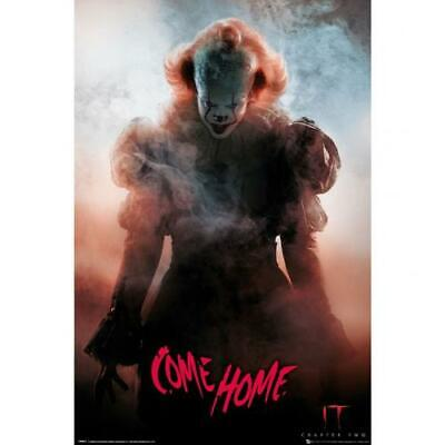 IT Chapter Two Poster Come Home 257 Official Merchandise