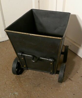 Great Little Blacksmith Made Coal Wagon, Coal Scuttle
