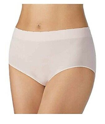 Carole Hochman Ladies' Seamless Brief, Full Coverage, 5 Pack, Size Small