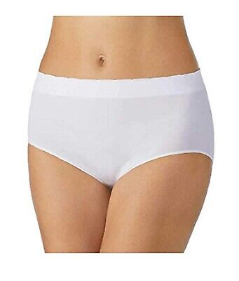 Carole Hochman Ladies' Seamless Brief, Full Coverage, 5 Pack, Size Medium