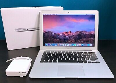 APPLE MACBOOK AIR 13 in Laptop OS-2018 INTEL CORE I7 / SSD / 3 YEAR WARRANTY