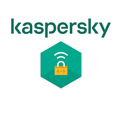 Kaspersky VPN Secure Connection 5 Geräte 1 Jahr