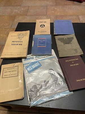 WWII And WWI Book Lot
