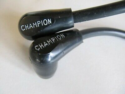 Champion HT Ignition Leads Triumph  BSA Norton CLASSIC BRITISH MOTORCYCLES Pair