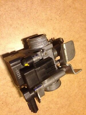 Honda pcx 125 fuel injector body