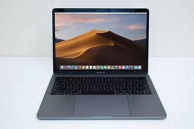 "FAST 2017 13"" Apple MacBook Pro RETINA 2.3 GHz Core i5 256GB SSD 8GB RAM A1708"