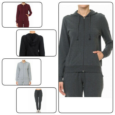 SETS Women's  Outfits Long Sleeve Zipper Jacket and Pants Tracksuits(PLUS SIZE)