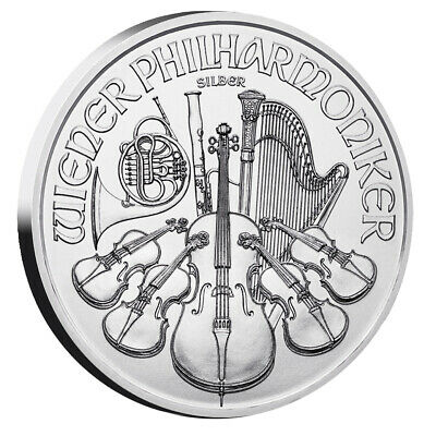 Austrian Philharmonic Silver One Ounce (Dates of our Choice)