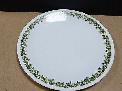 "CORELLE by Corning Spring Blossom / Crazy Daisy Dinner 10"" Plate"