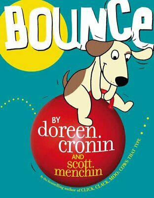 Bounce by Cronin, Doreen Paperback Book The Cheap Fast Free Post
